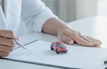 Доверенность на продажу машины (если не своя)