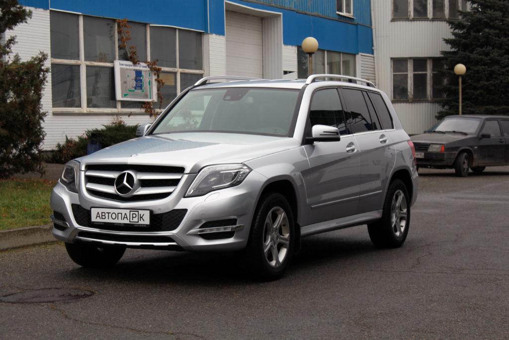Купить Mercedes-Benz GLK (серебристый ) - Автопарк Ставрополь