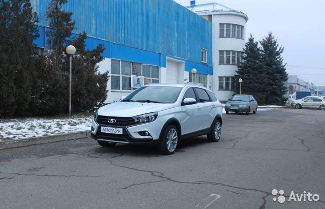 Купить LADA Vesta (Белый) - Автопарк Ставрополь