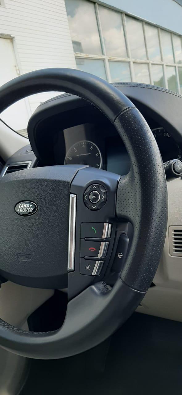 Купить Land Rover Range Rover Sport (Черный) - Автопарк Ставрополь