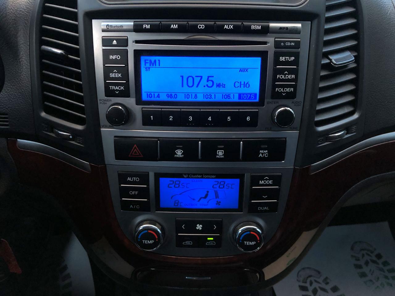 Купить Hyundai Santa Fe (Серебристый ) - Автопарк Ставрополь