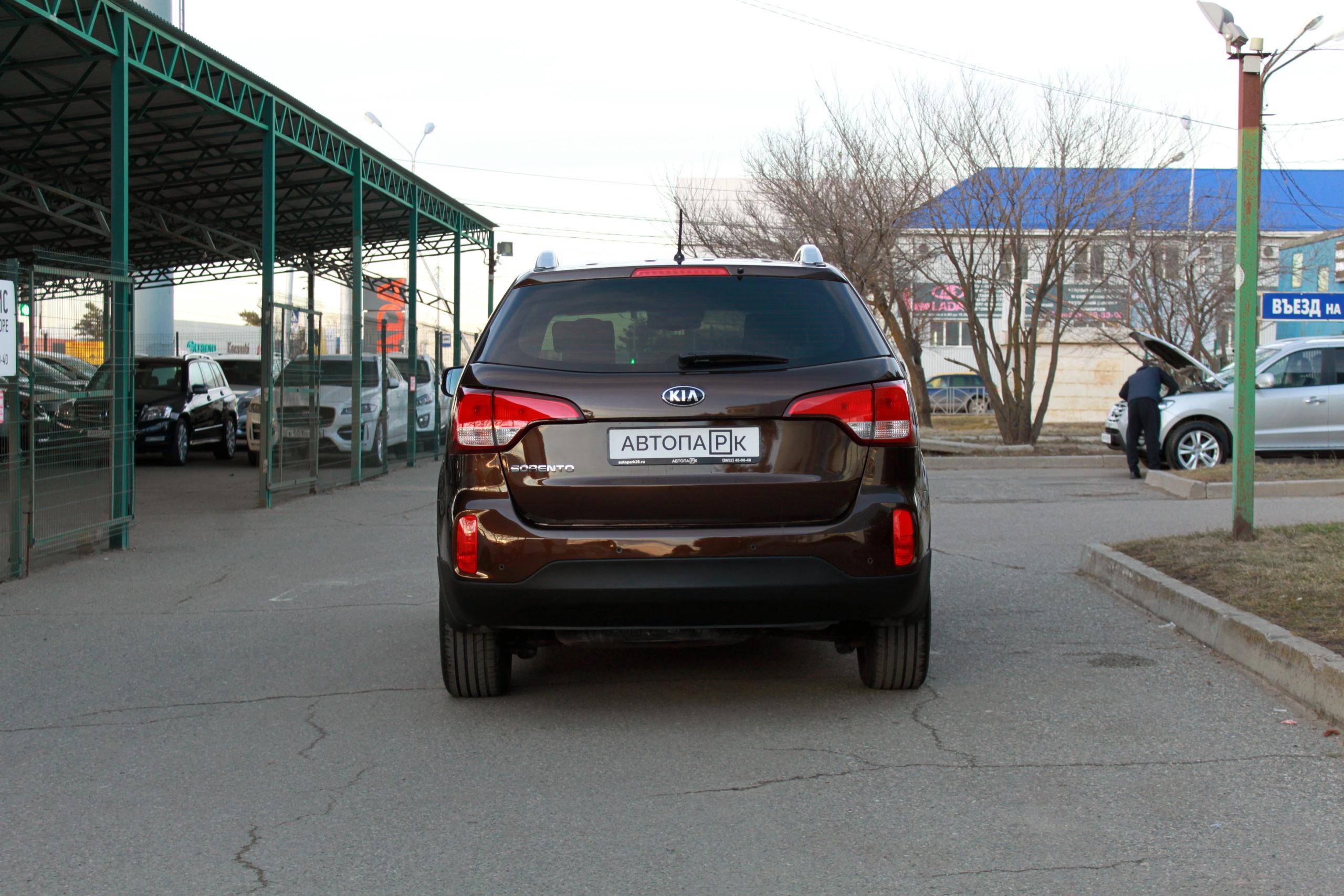 Купить KIA Sorento (Коричневый ) - Автопарк Ставрополь