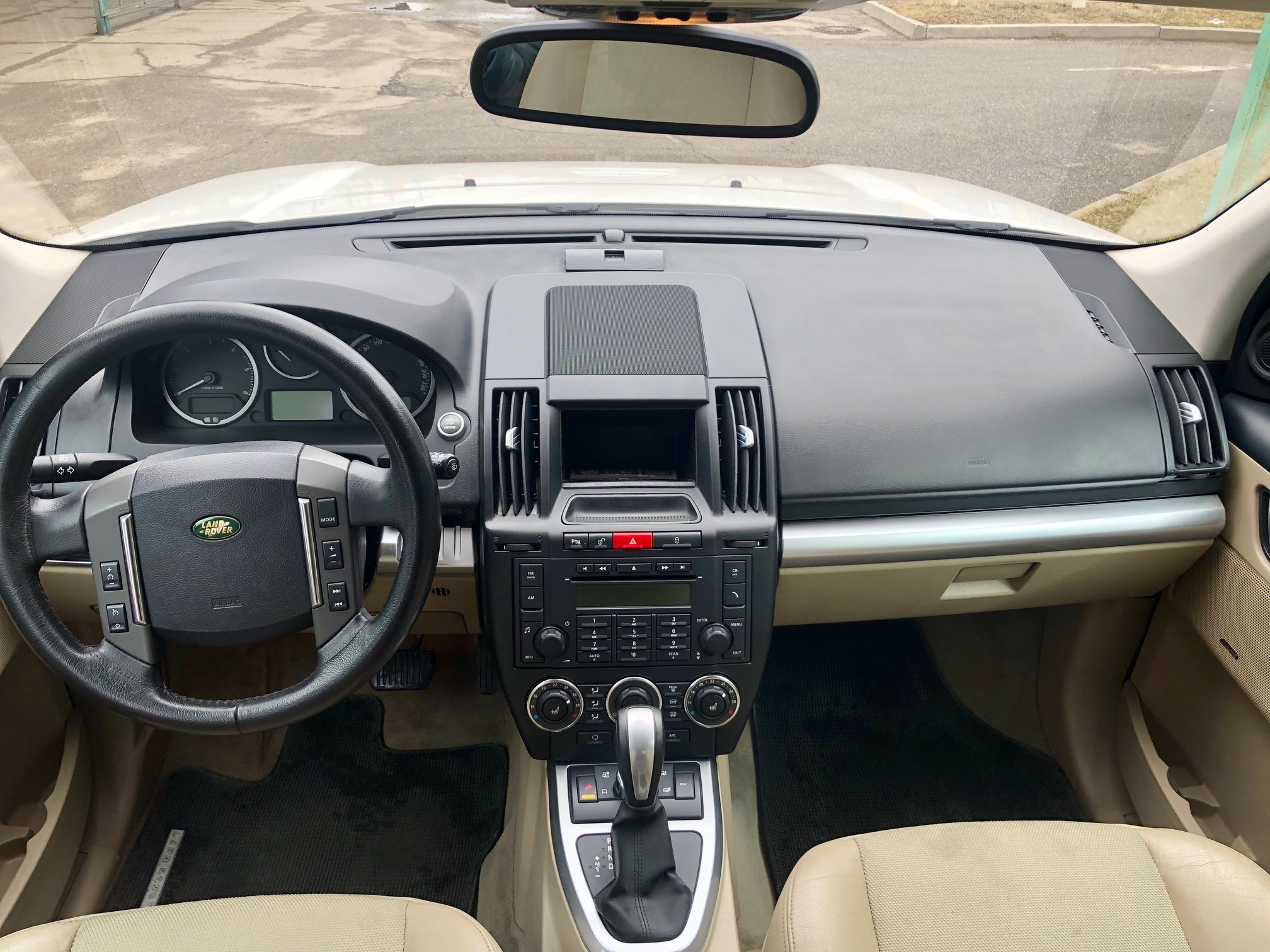 Купить Land Rover Freelander (Белый) - Автопарк Ставрополь