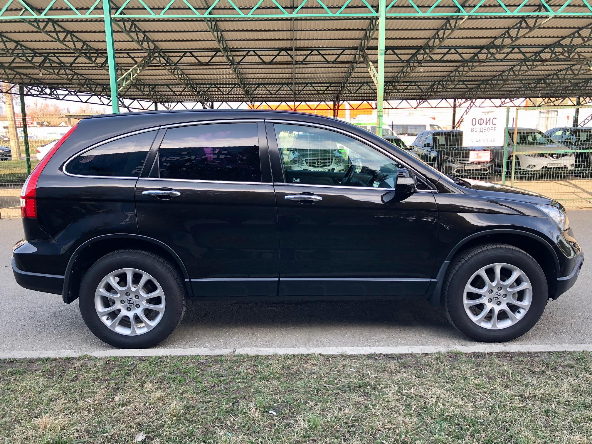 Купить Honda CR-V (Коричневый ) - Автопарк Ставрополь