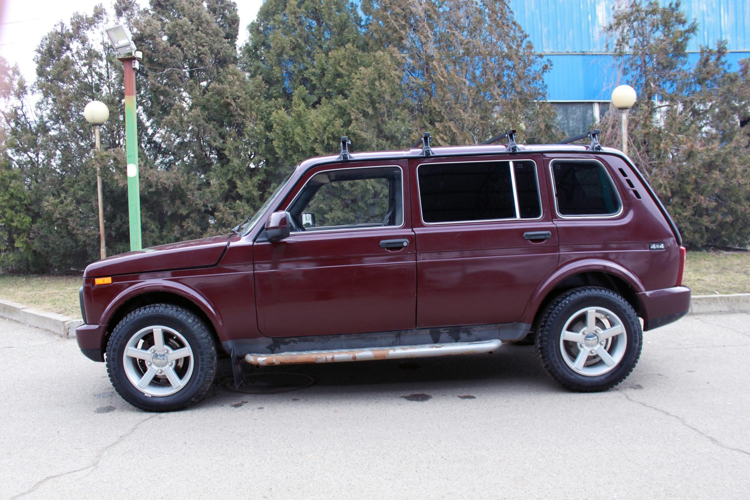 Купить LADA 4×4 (Нива) (Пурпурный) - Автопарк Ставрополь