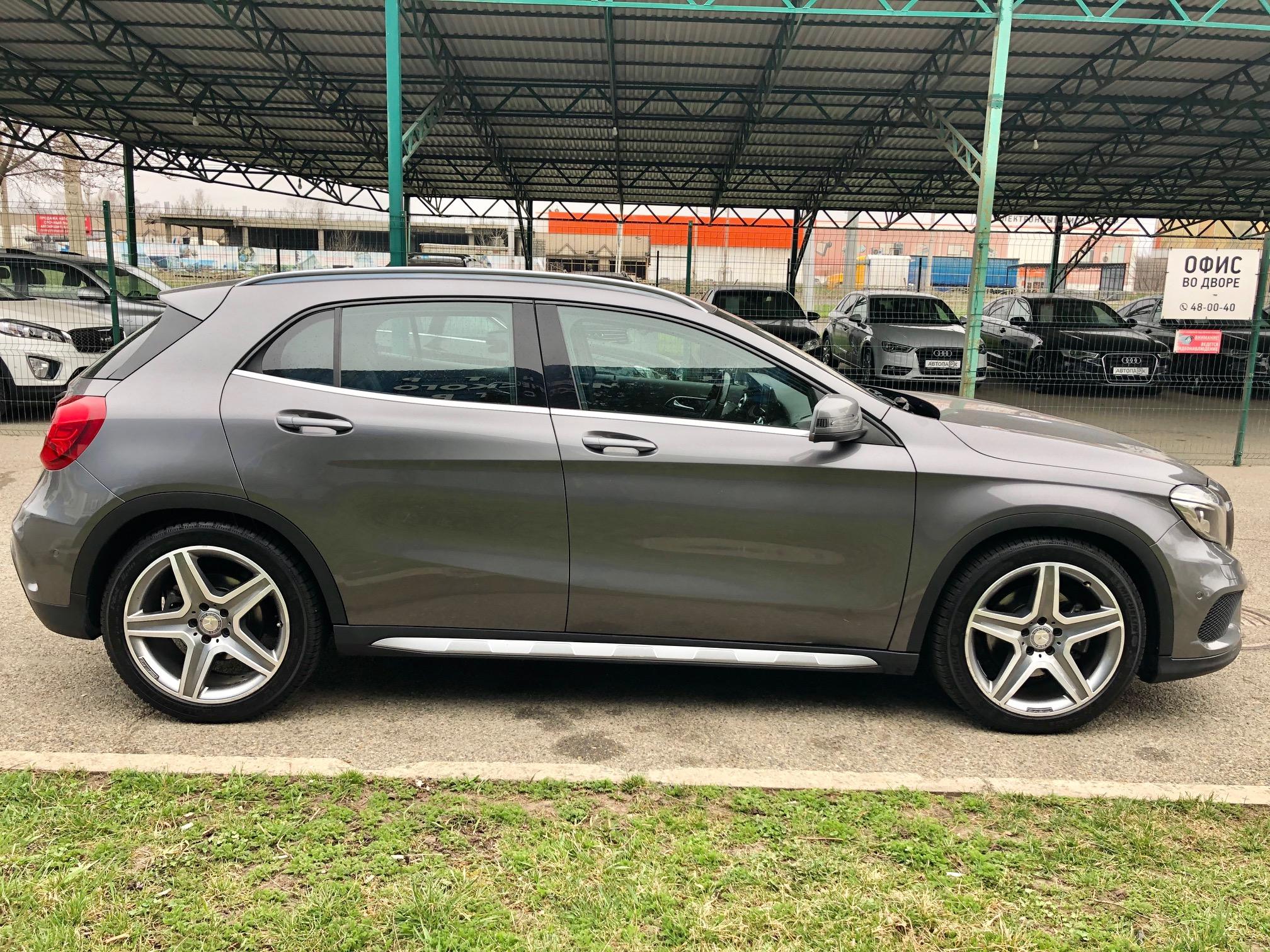 Купить Mercedes-Benz GLA (Серый) - Автопарк Ставрополь