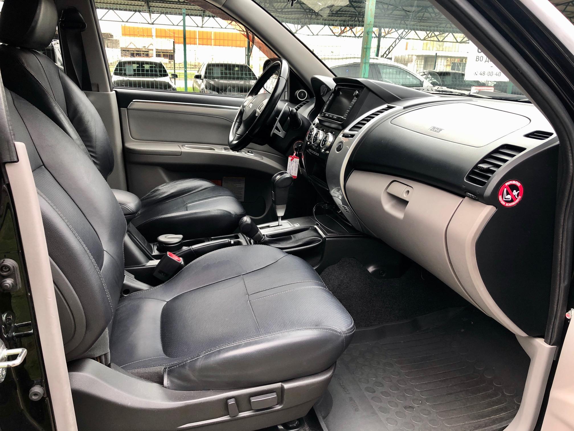 Купить Mitsubishi Pajero Sport (Черный) - Автопарк Ставрополь