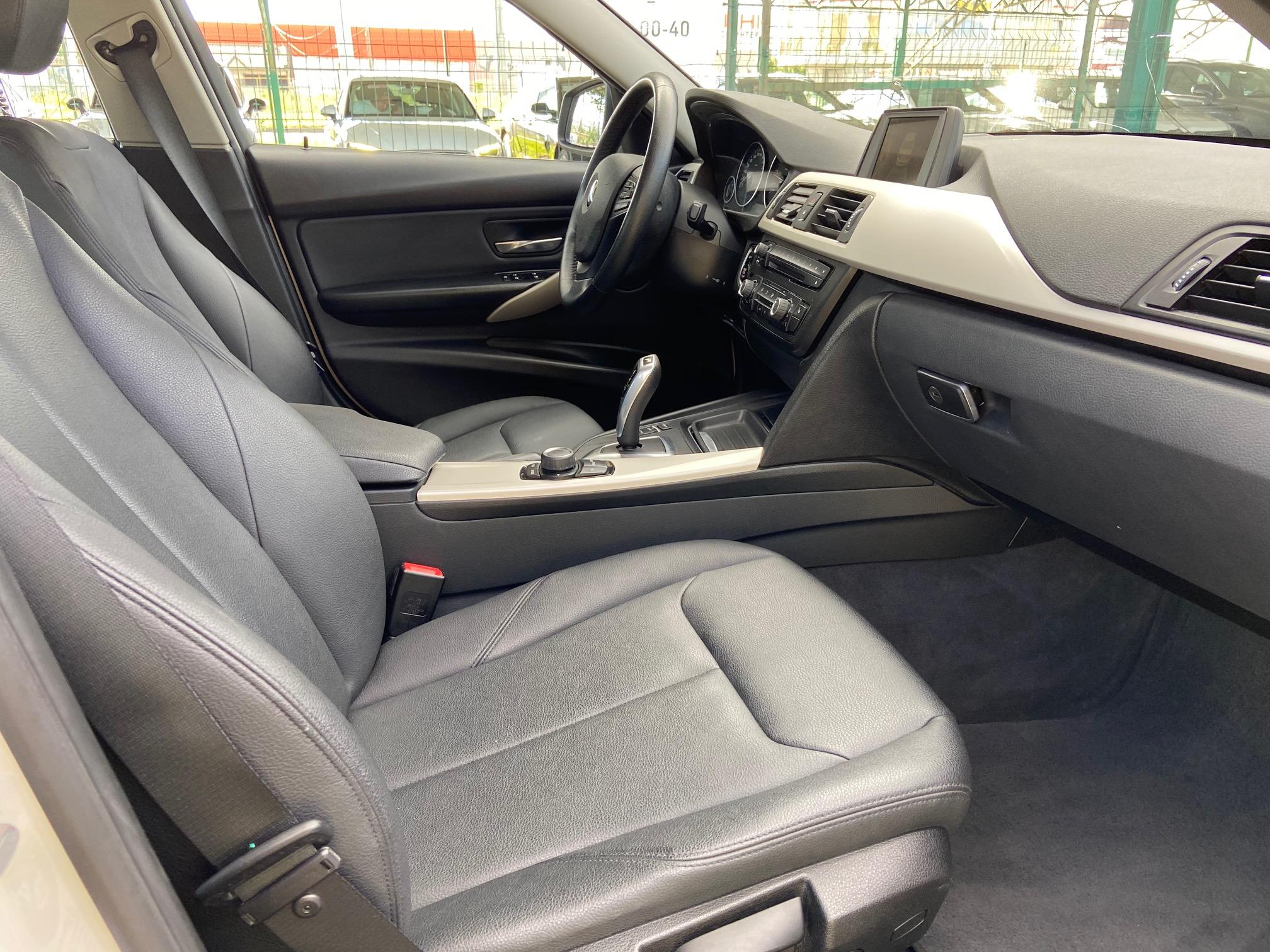 Купить BMW 316i (Белый) - Автопарк Ставрополь