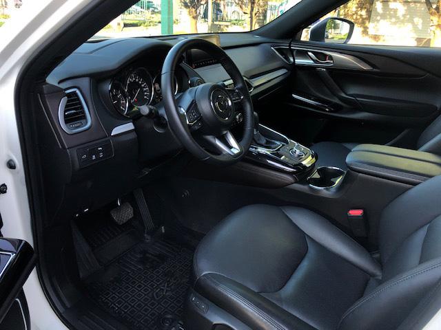 Купить Mazda CX-9 (Белый) - Автопарк Ставрополь