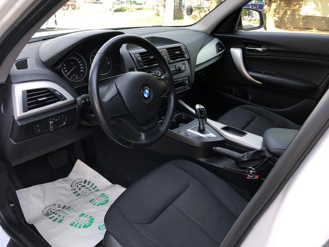 Купить BMW 1 (Белый) - Автопарк Ставрополь