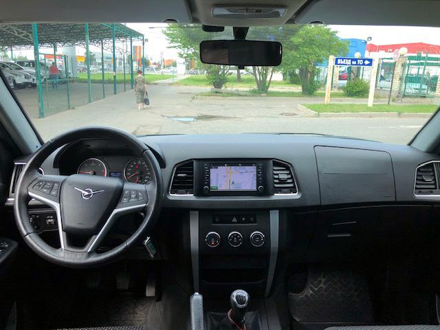 Купить УАЗ Patriot (Коричнево-серый) - Автопарк Ставрополь