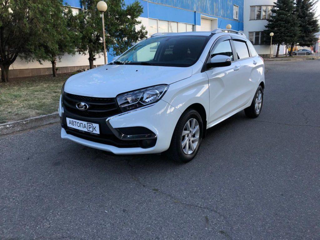 Купить LADA XRAY (Белый) - Автопарк Ставрополь