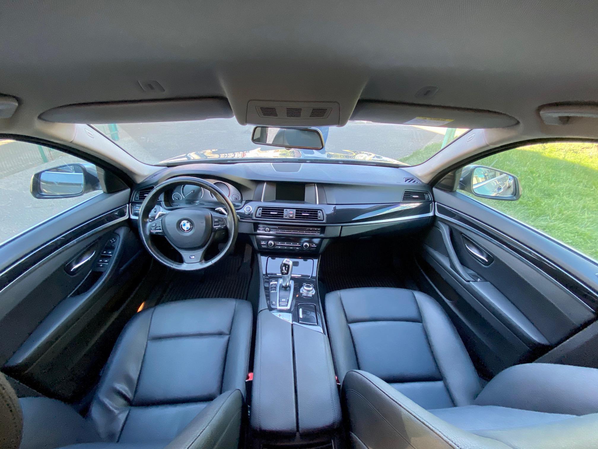 Купить BMW 520D (Серый) - Автопарк Ставрополь
