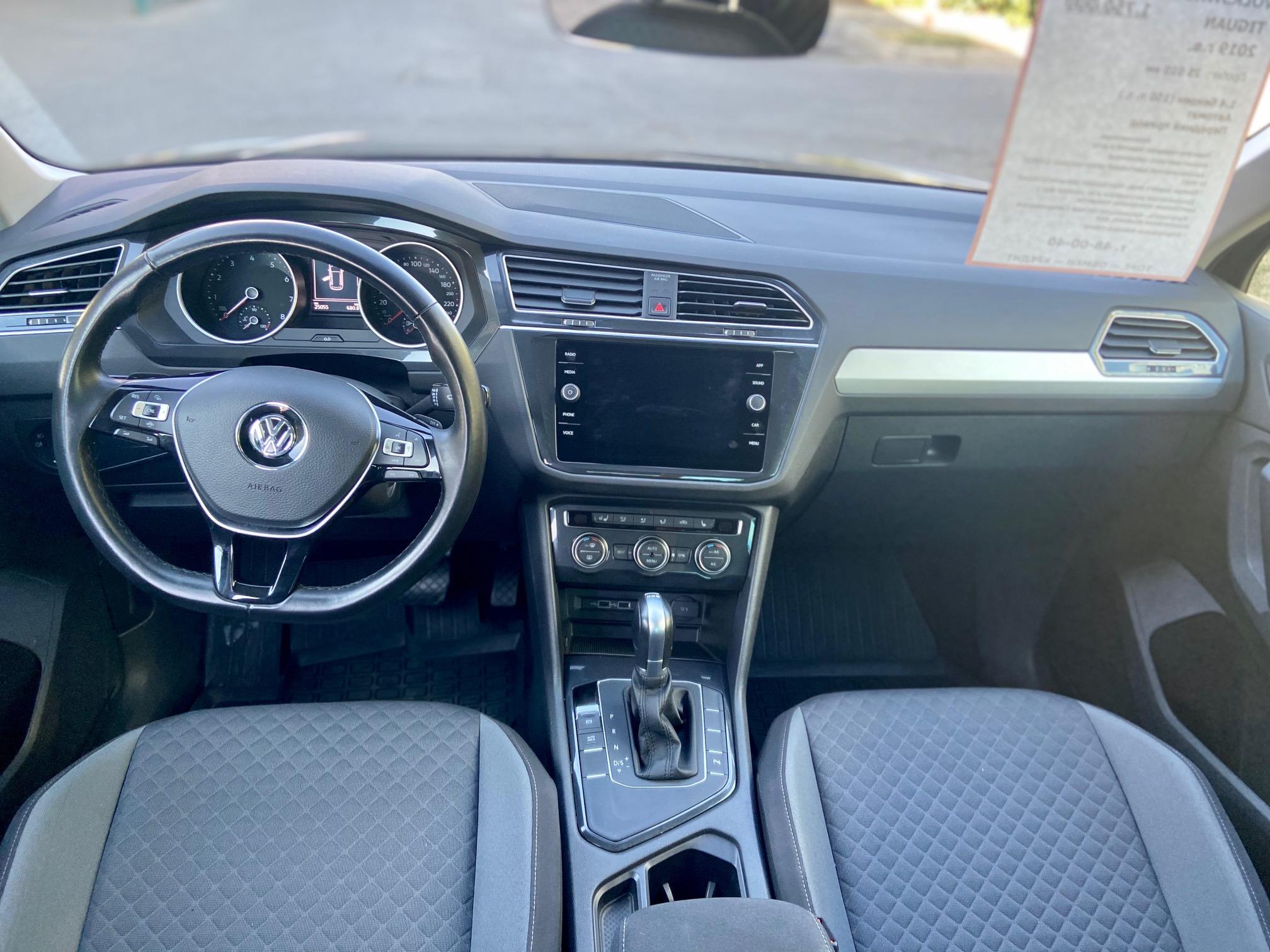 Купить Volkswagen Tiguan (Черный) - Автопарк Ставрополь
