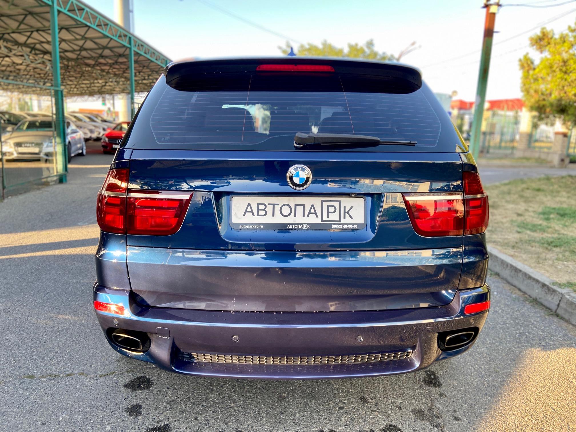 Купить BMW X5 XDRIVE 40 D (Синий) - Автопарк Ставрополь