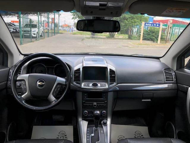Купить Chevrolet Klac Captiva (Черный металлик) - Автопарк Ставрополь