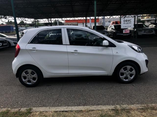 Купить KIA Picanto TA (Белый) - Автопарк Ставрополь