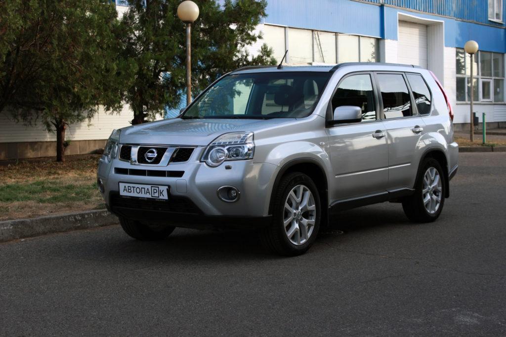 Купить Nissan X-Trail (Серебристый ) - Автопарк Ставрополь