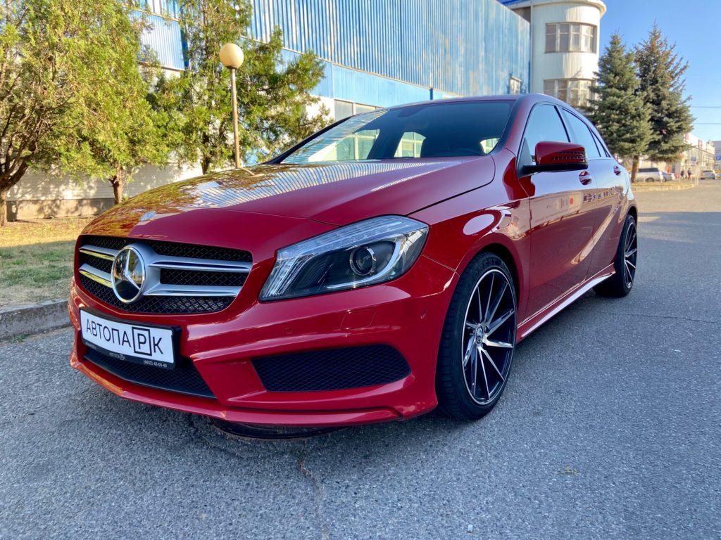 Купить Mercedes-Benz A 180 (Красный) - Автопарк Ставрополь