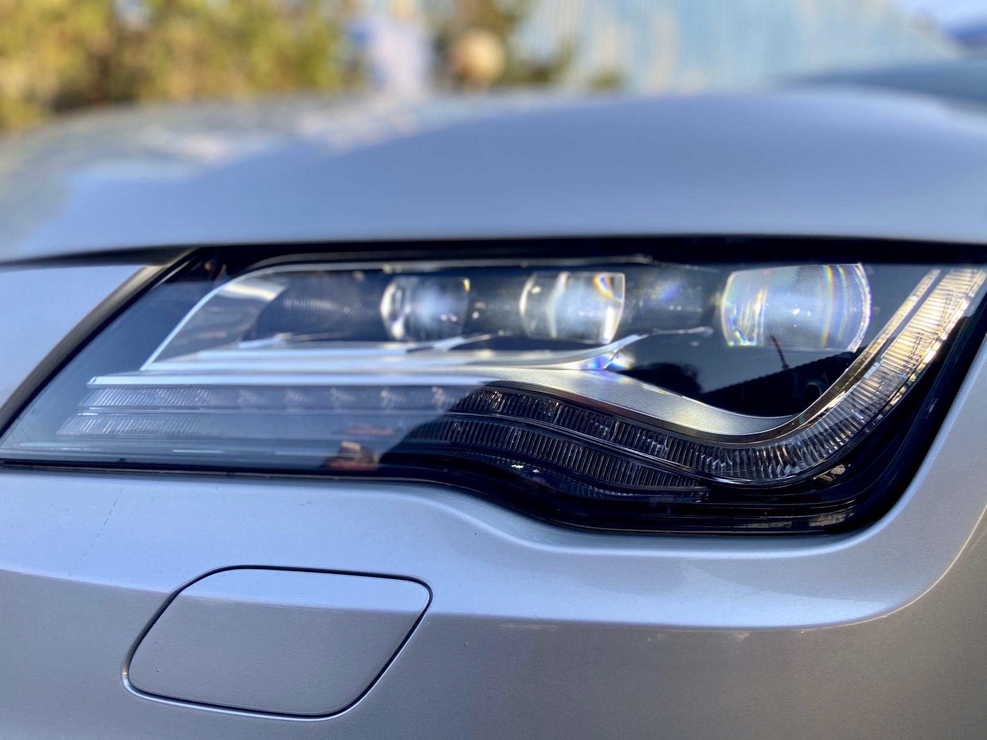 Купить Audi A7 (Серебристый ) - Автопарк Ставрополь