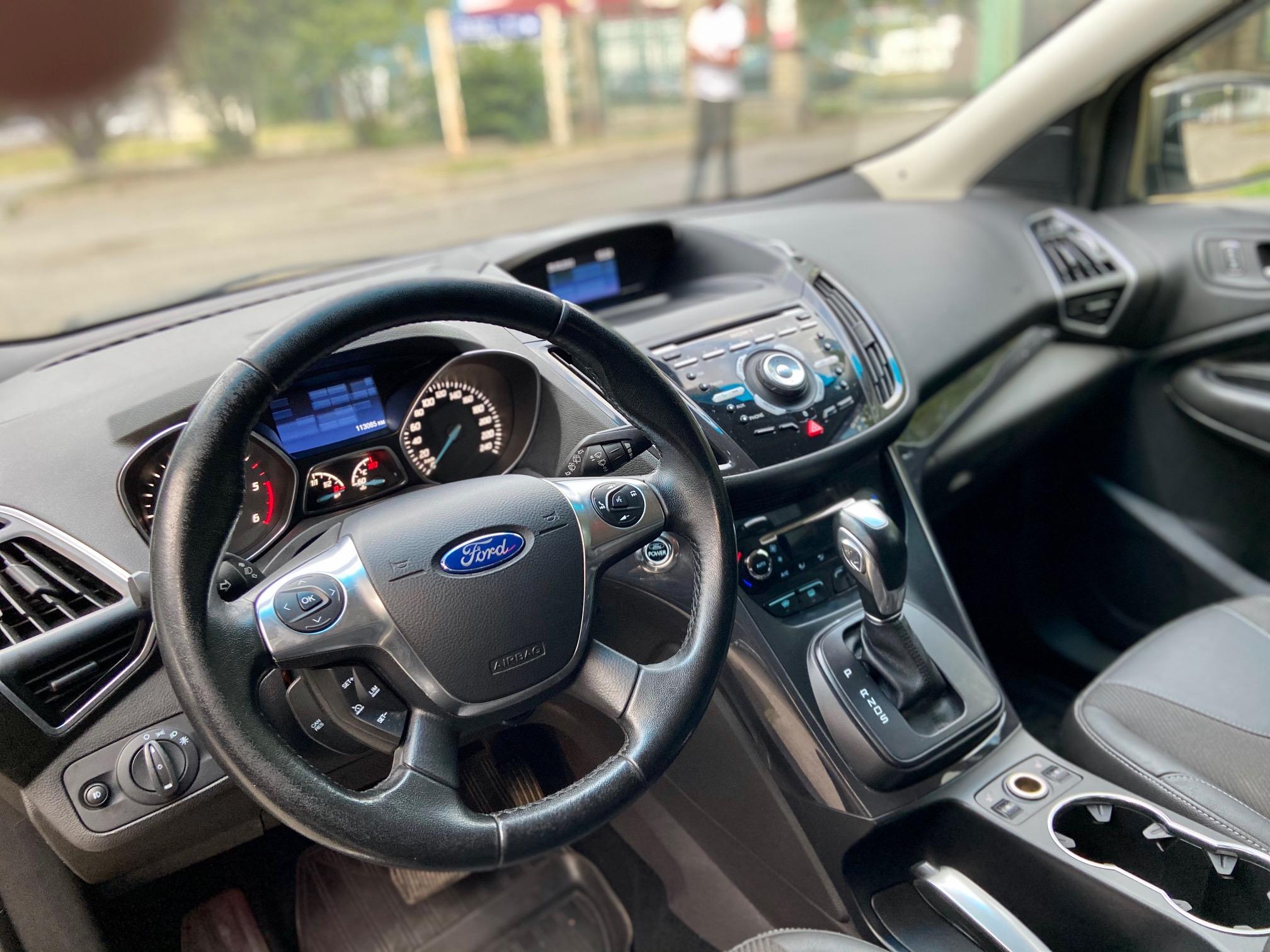 Купить Ford Kuga (Серо-зелёный) - Автопарк Ставрополь