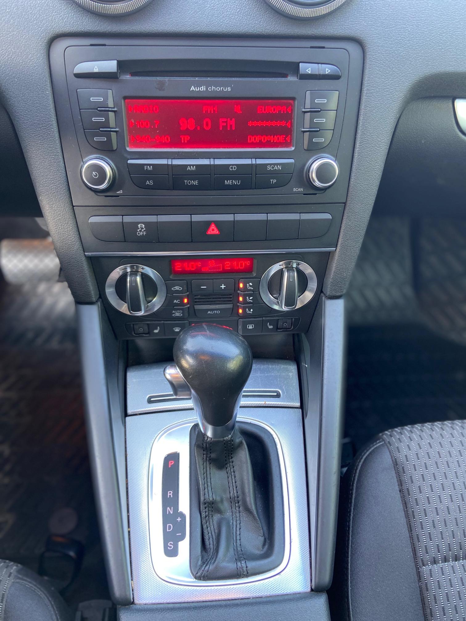 Купить Audi A3 (Черный) - Автопарк Ставрополь