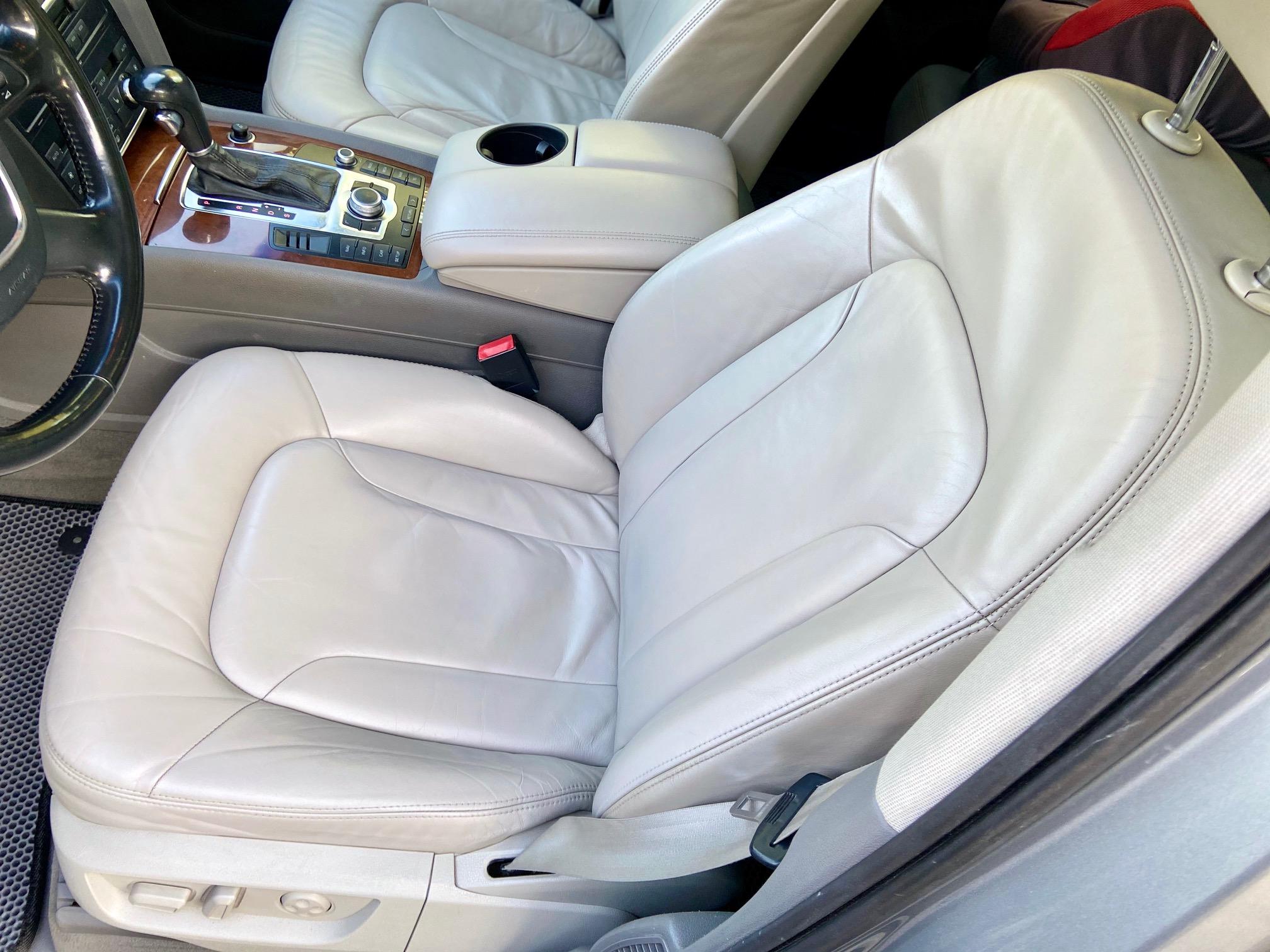 Купить Audi Q7 (Серый) - Автопарк Ставрополь