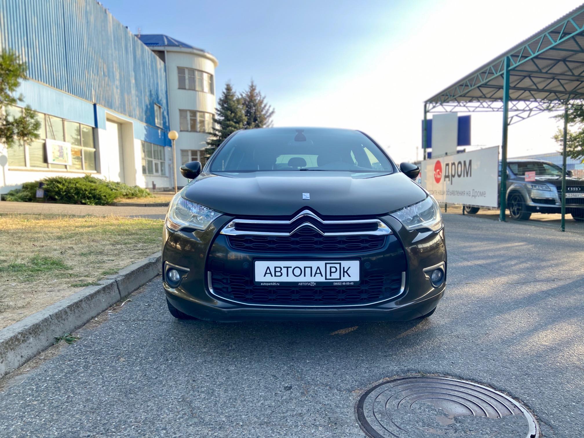 Купить Citroen DS 4 (Коричневый ) - Автопарк Ставрополь