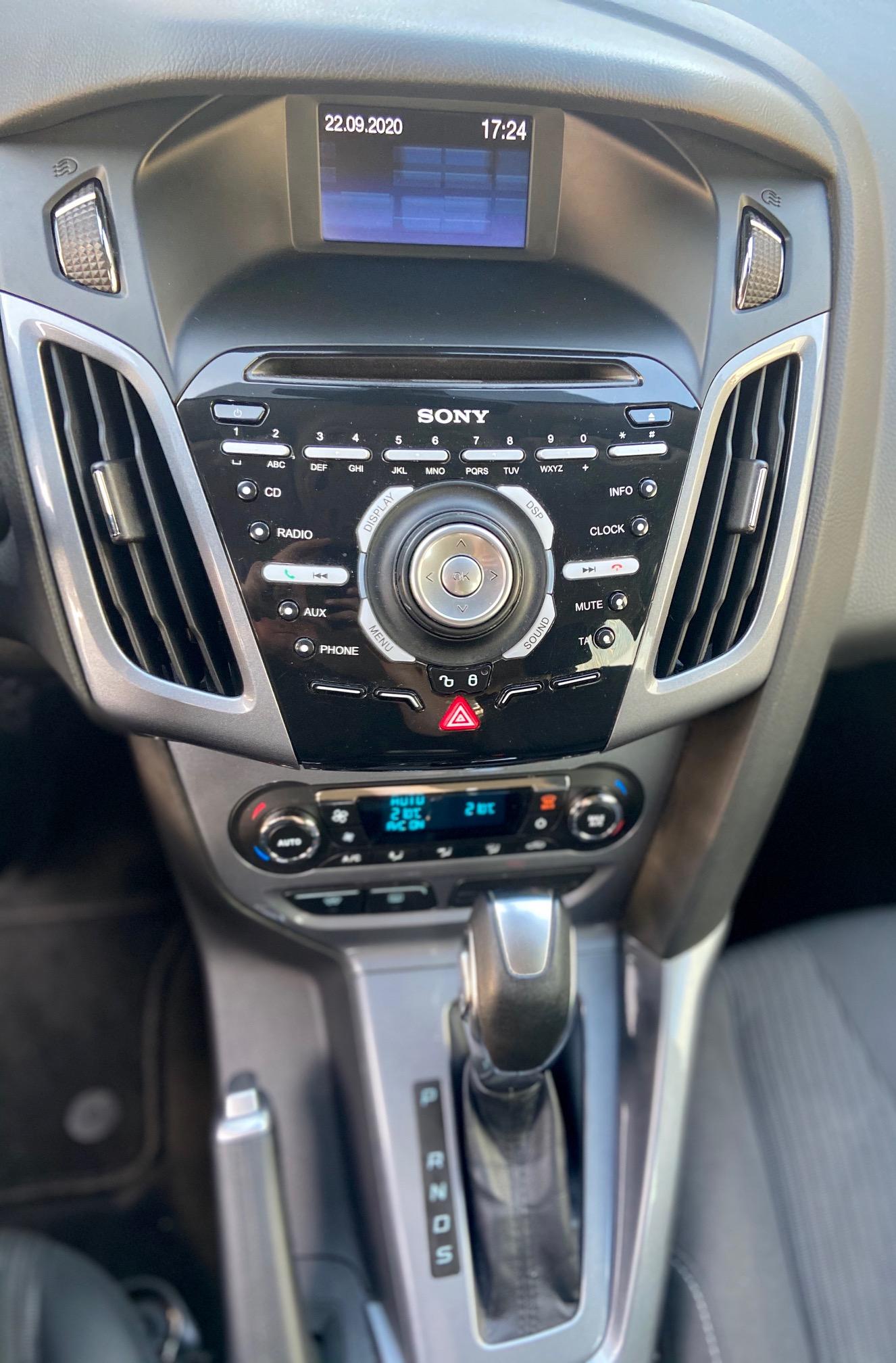 Купить Ford Focus (Черный) - Автопарк Ставрополь