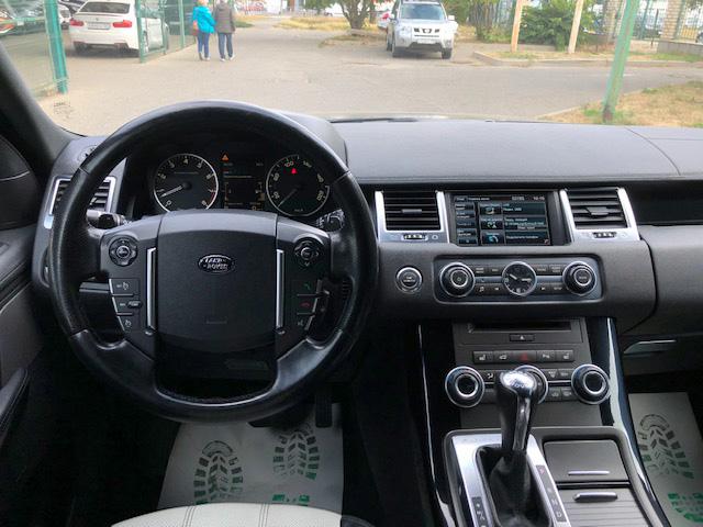 Купить Land Rover Range Rover Sport (Тёмно-серый) - Автопарк Ставрополь