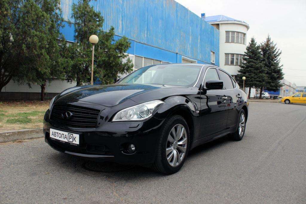 Купить Infiniti M37 (Черный) - Автопарк Ставрополь