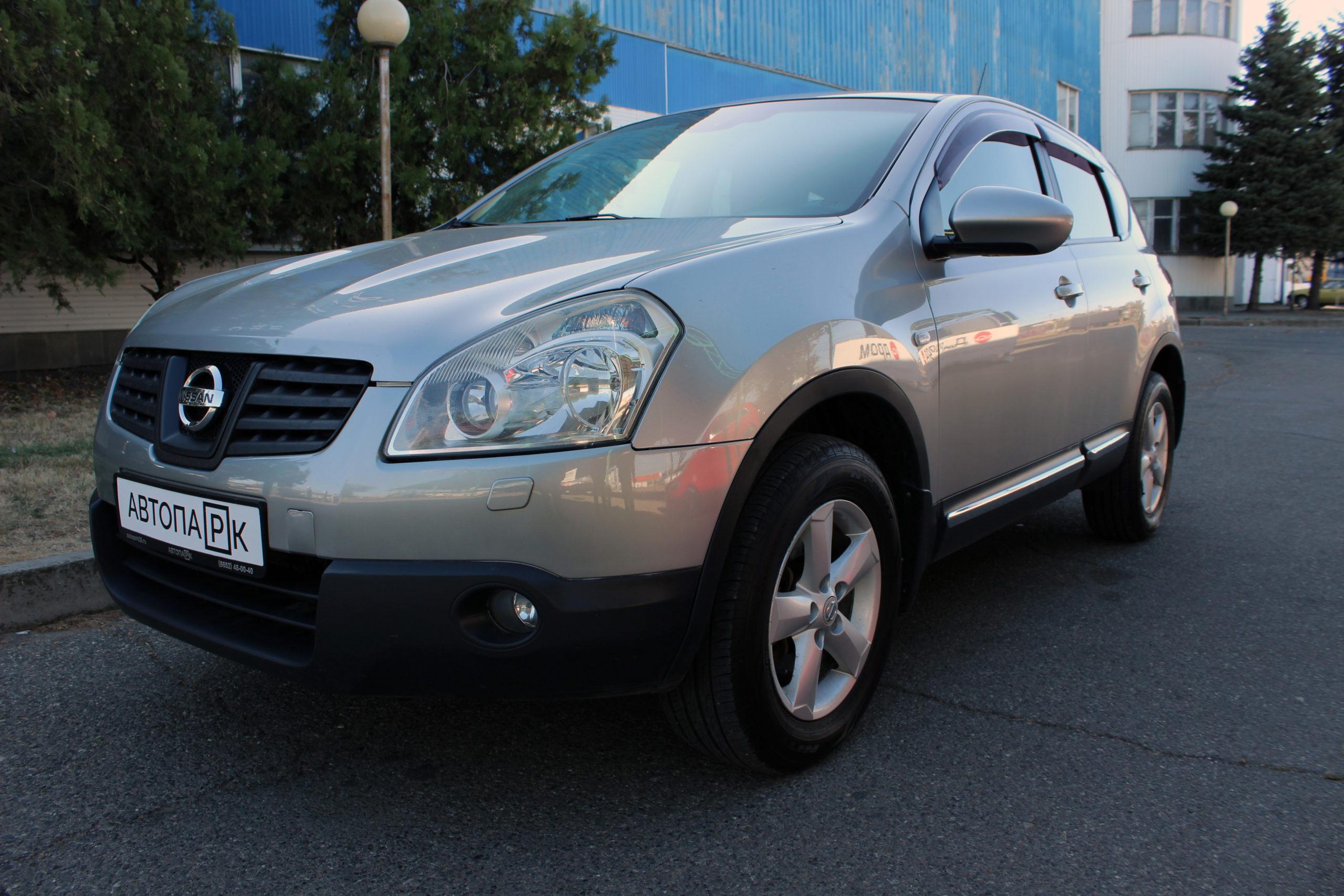 Купить Nissan Qashqai 2.0 Tekna (Серебристый ) - Автопарк Ставрополь