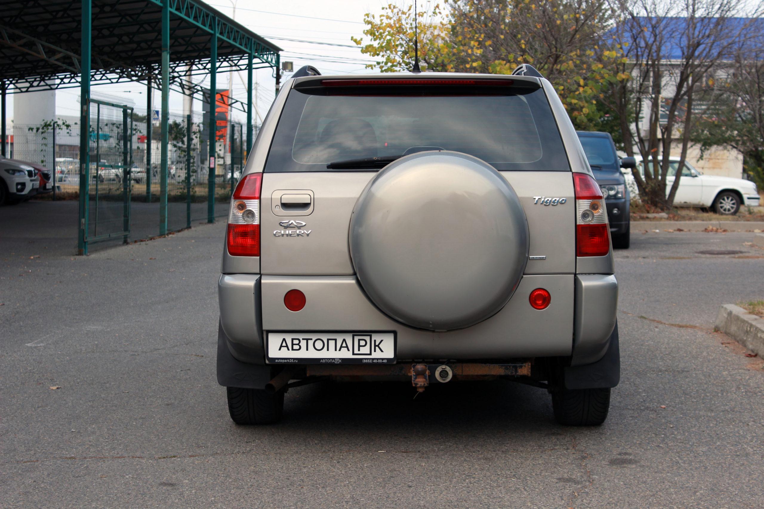 Купить Chery Tiggo (T11) (Светло-бежевый) - Автопарк Ставрополь