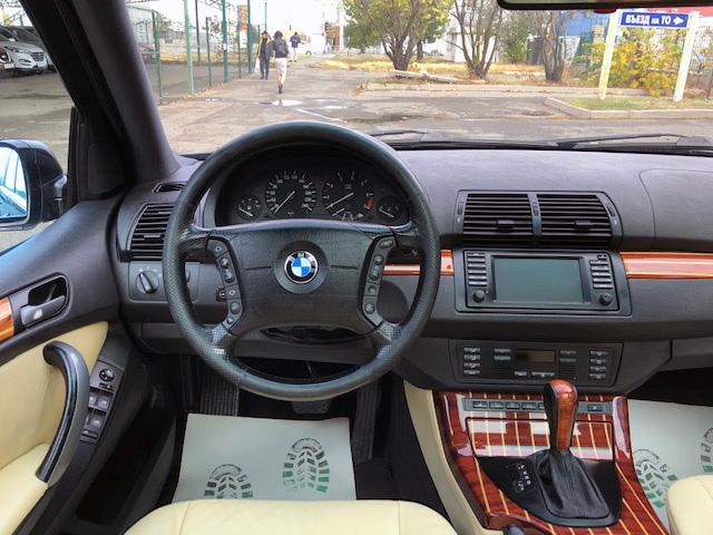 Купить BMW X5 (Синий) - Автопарк Ставрополь
