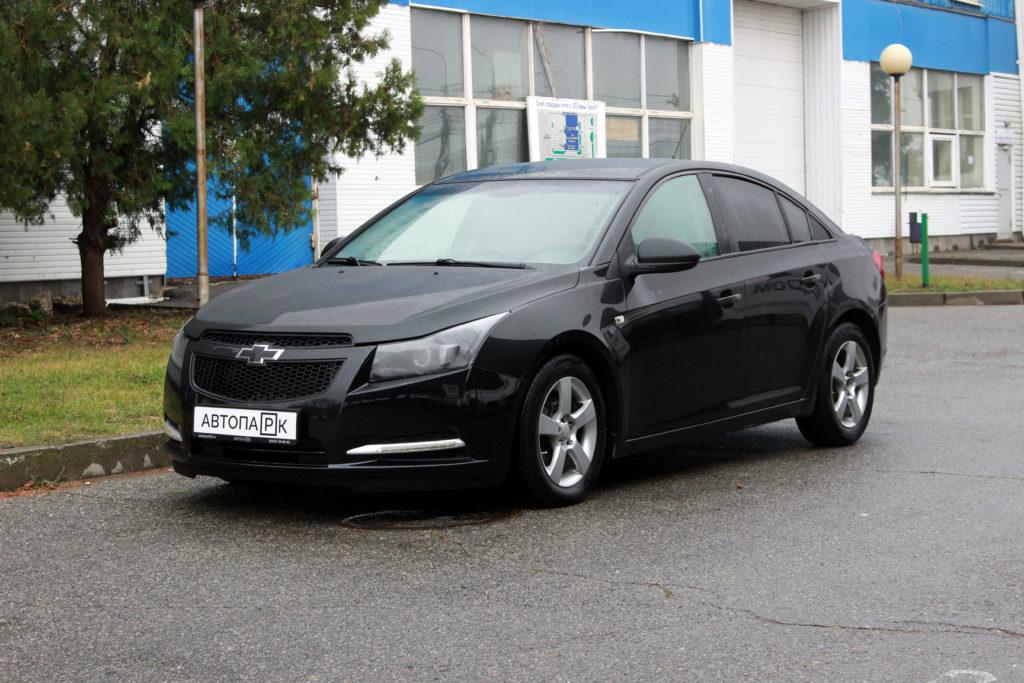 Купить Chevrolet Cruze (Черный) - Автопарк Ставрополь