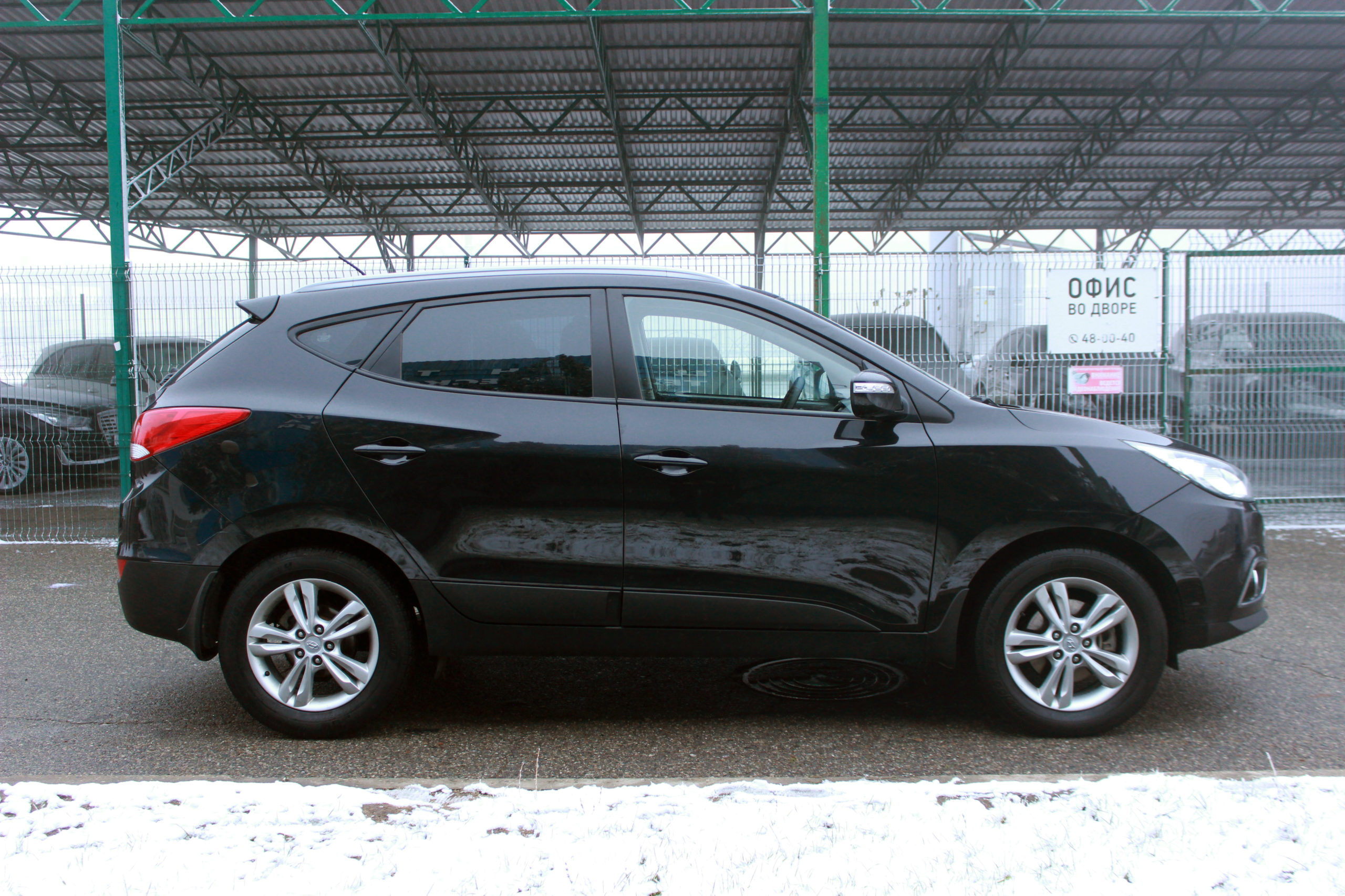 Купить Hyundai ix35 (Черный) - Автопарк Ставрополь