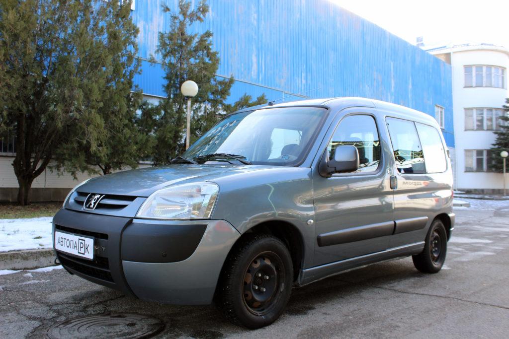 Купить Peugeot Partner (Серый) - Автопарк Ставрополь