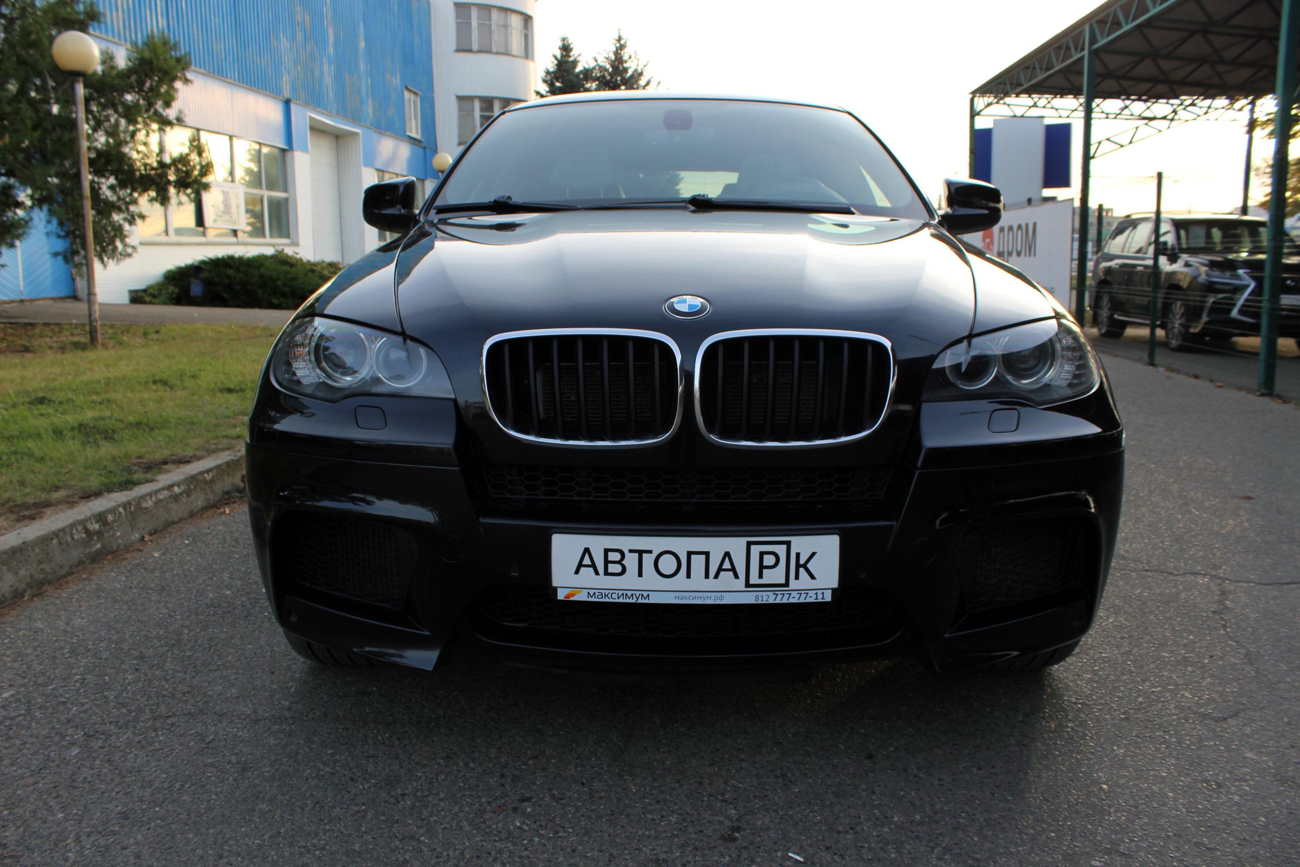 Купить BMW X6 M (Синий) - Автопарк Ставрополь