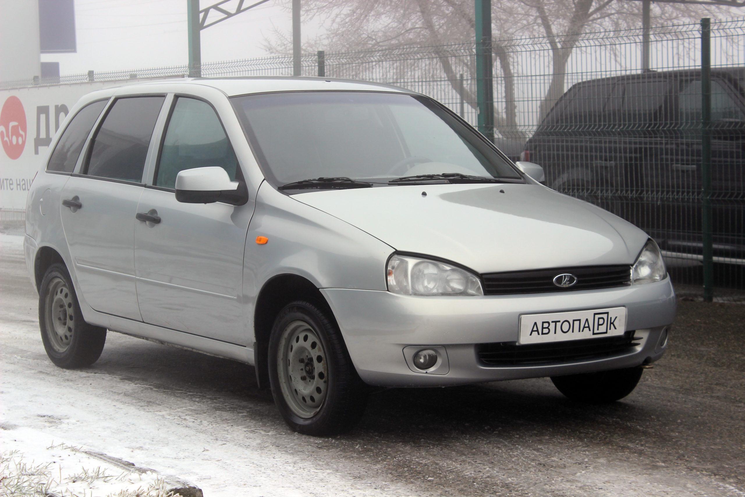 Купить LADA Kalina (Серебристый ) - Автопарк Ставрополь