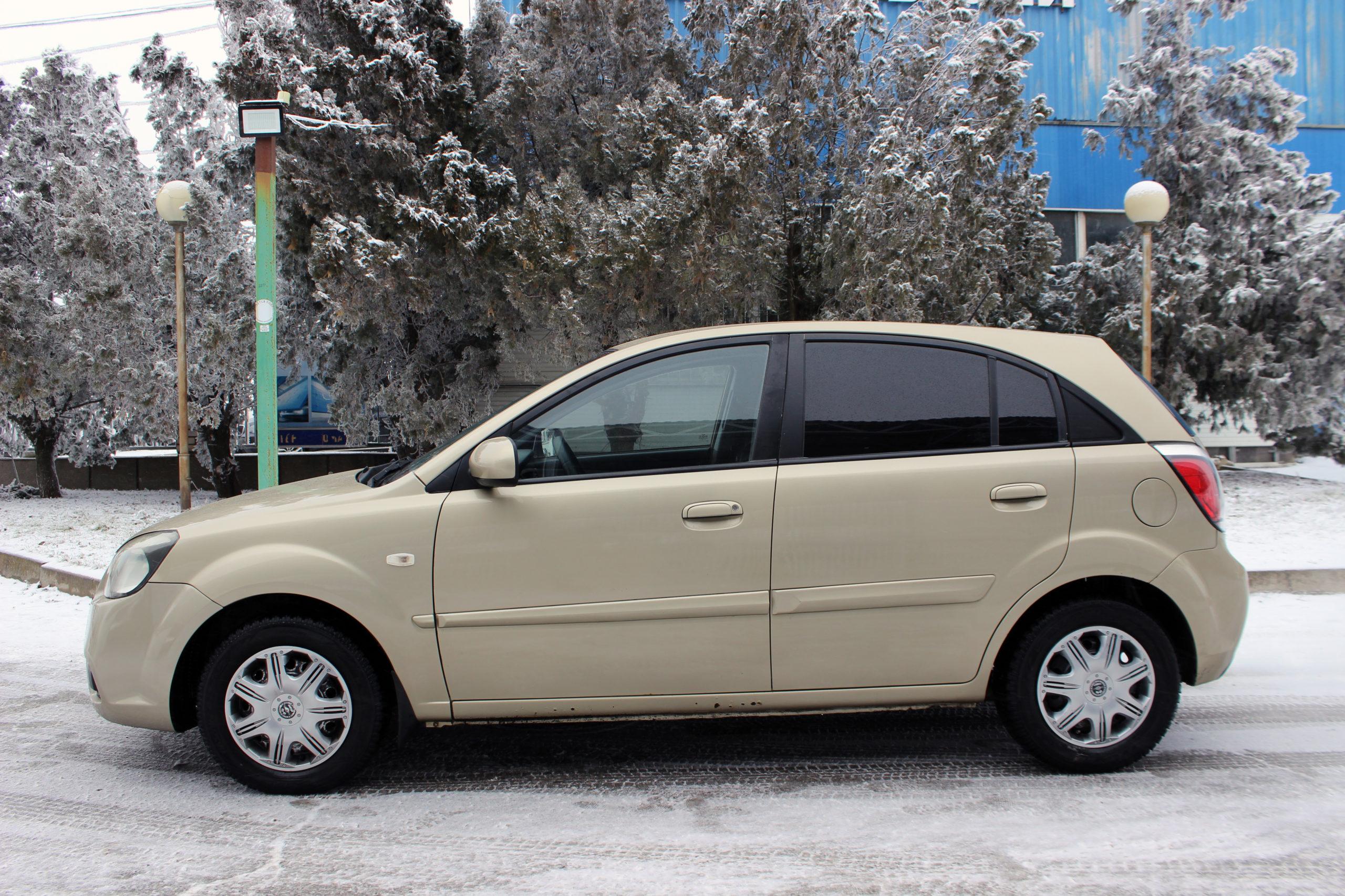 Купить KIA Rio (Бежевый) - Автопарк Ставрополь