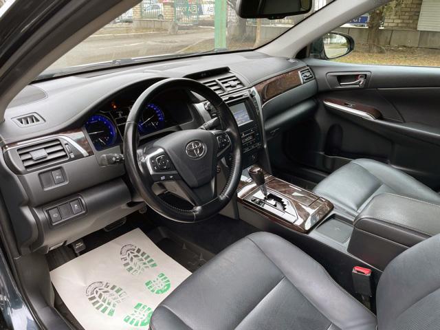 Купить Toyota Camry (Тёмно-серый металлик) - Автопарк Ставрополь