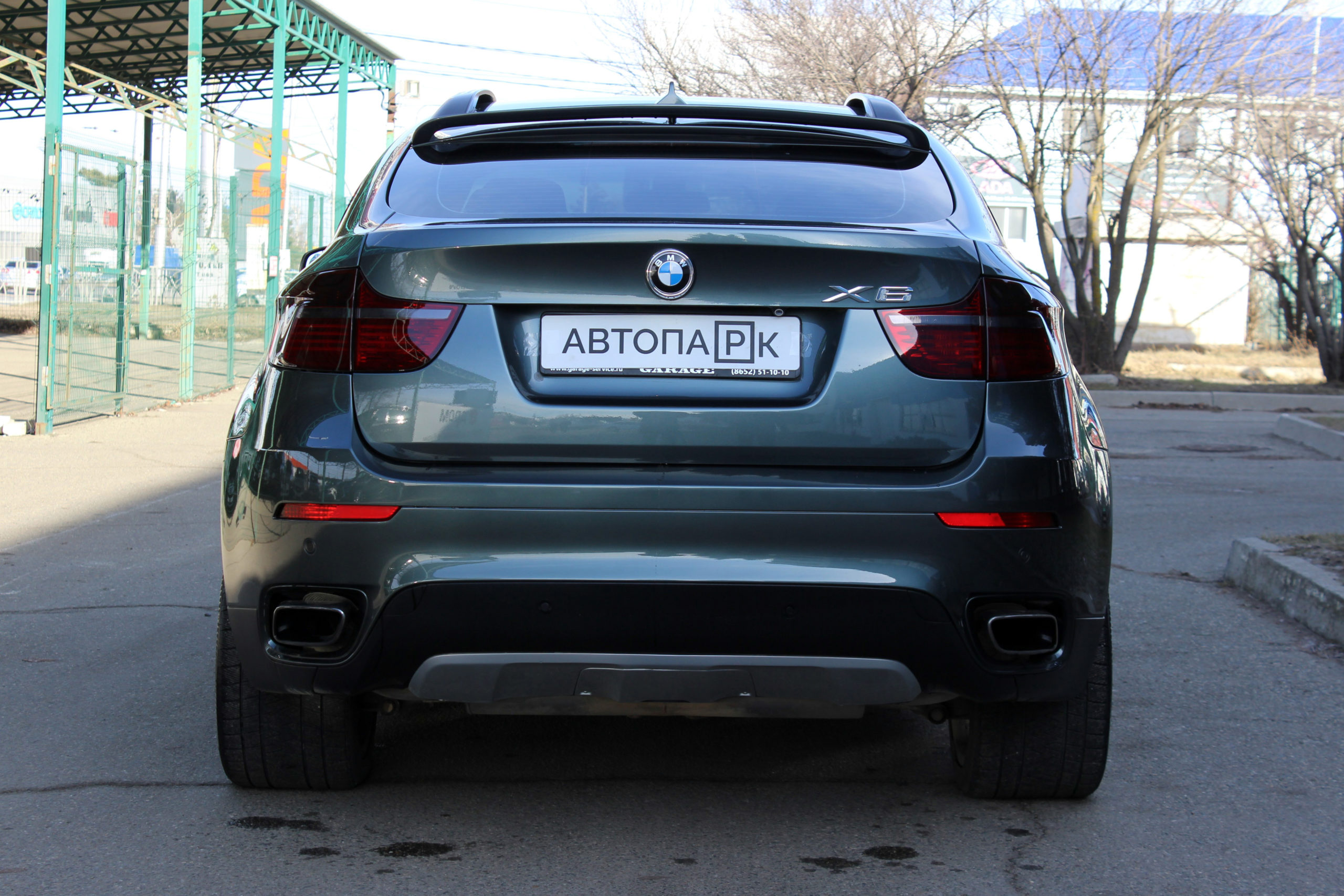Купить BMW X6 (Серо-зелёный) - Автопарк Ставрополь