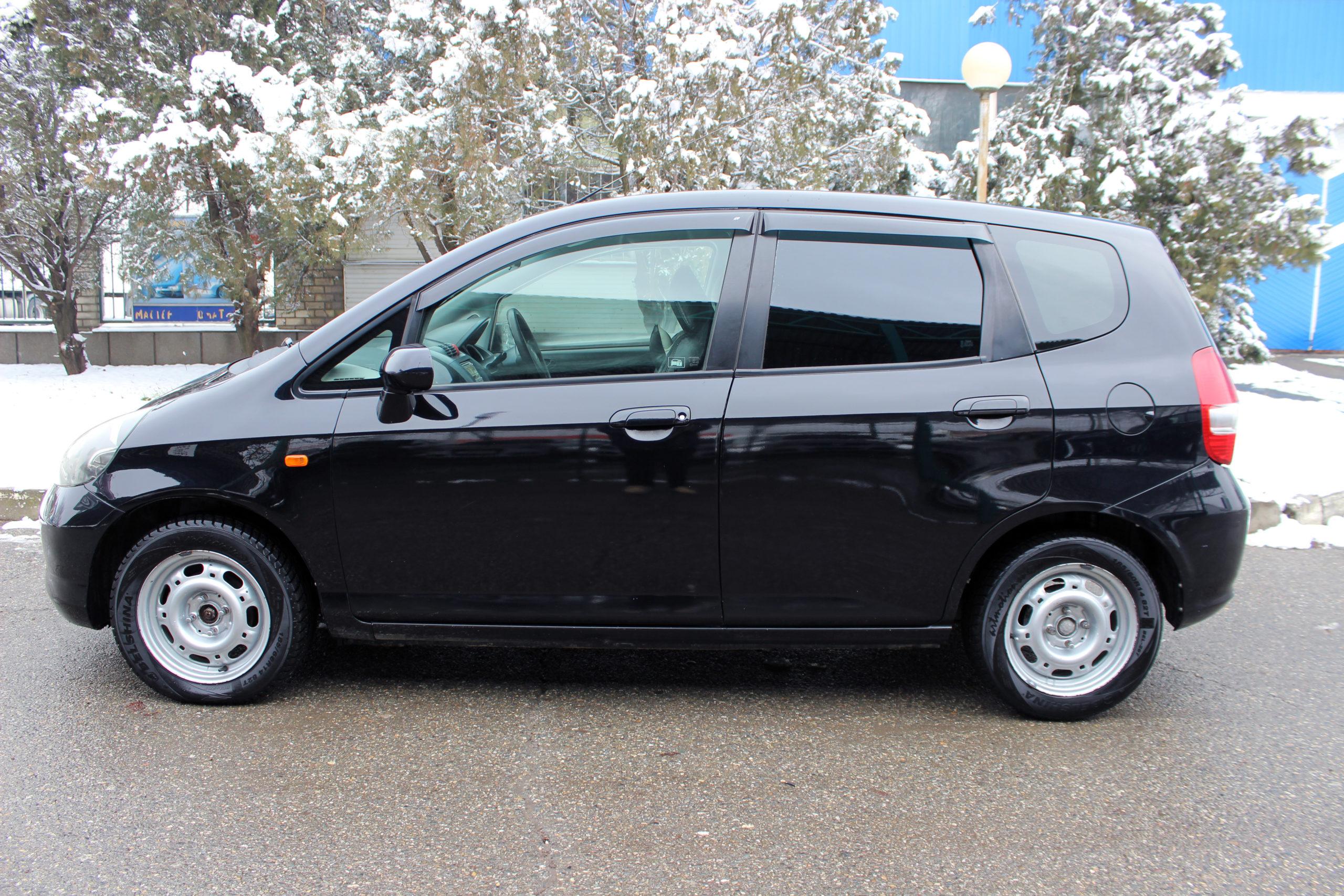 Купить Honda Jazz (Черный) - Автопарк Ставрополь