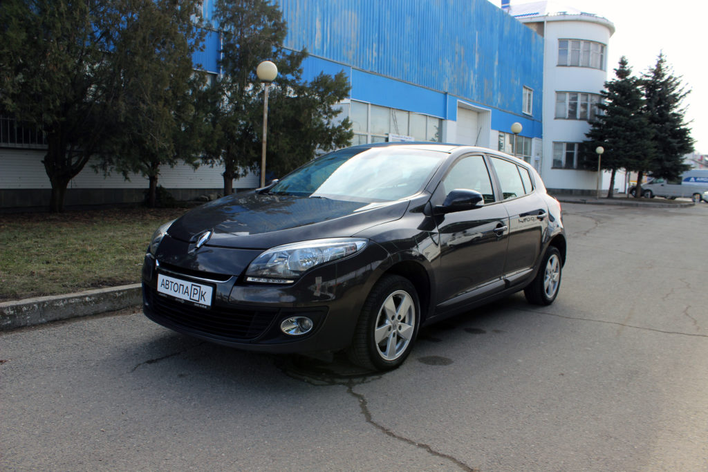 Купить Renault Megane (Коричневый ) - Автопарк Ставрополь