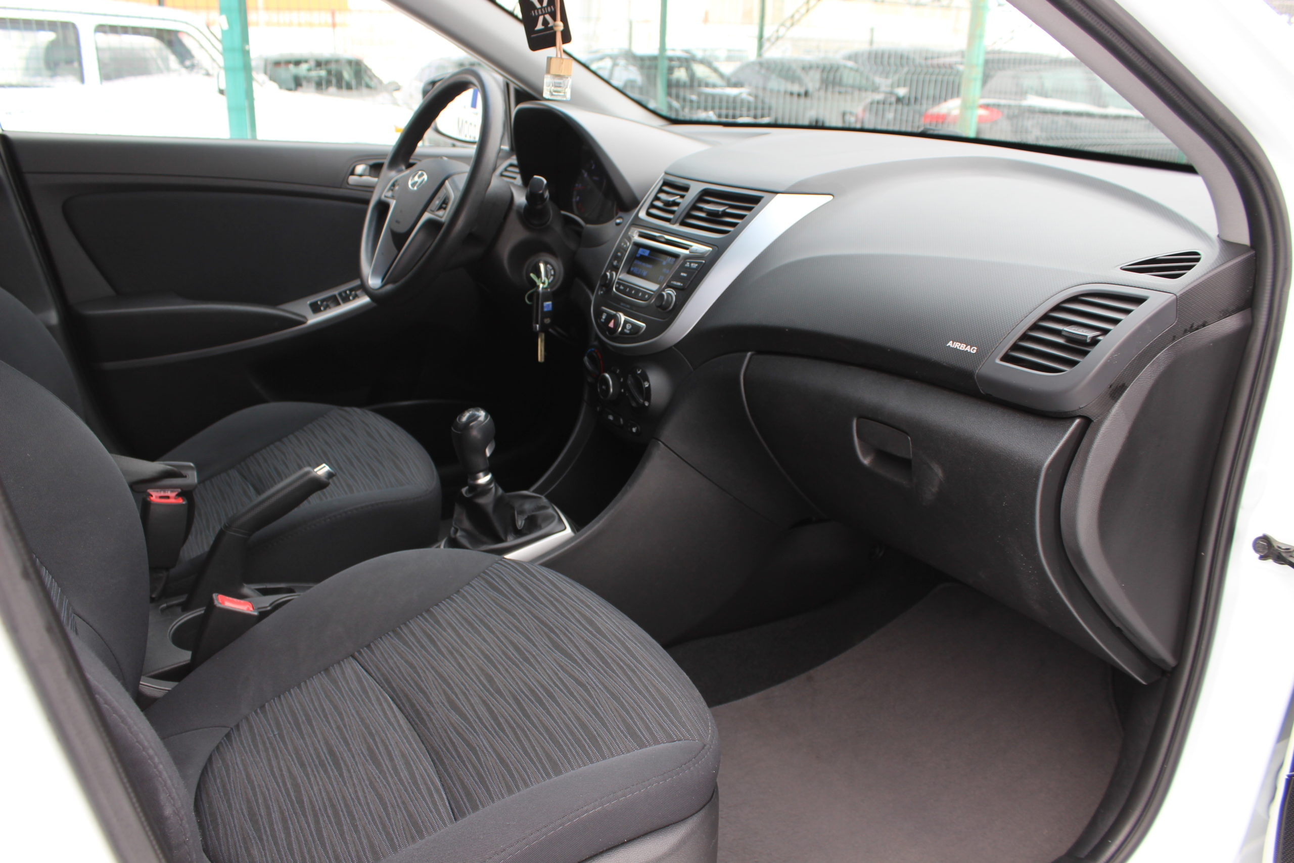 Купить Hyundai Solaris (565000) - Автопарк Ставрополь