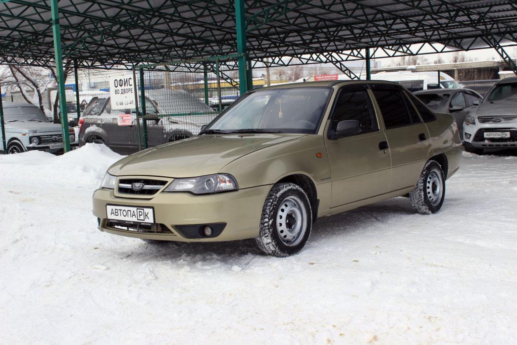 Купить Daewoo Nexia (Песочный) - Автопарк Ставрополь