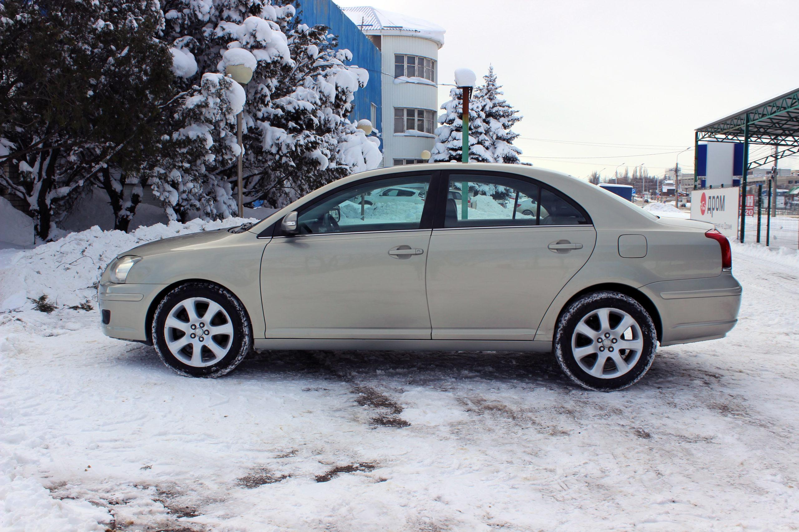 Купить Toyota Avensis (Светло-оливковый) - Автопарк Ставрополь