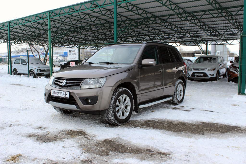 Купить Suzuki Grand Vitara (Бронзовый) - Автопарк Ставрополь