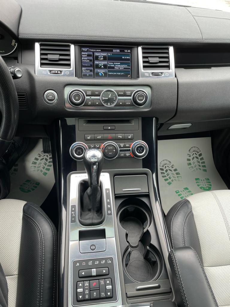 Купить Land Rover Range Rover Sport (Ярко-белый) - Автопарк Ставрополь