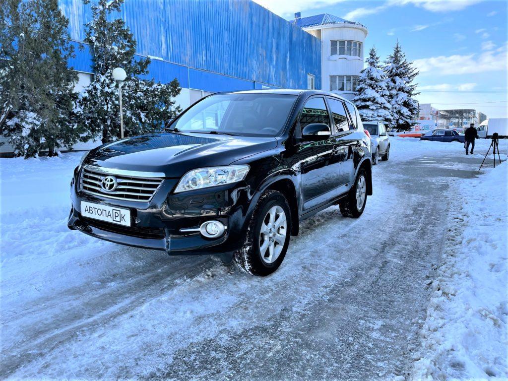 Купить Toyota RAV4 (Тёмно-серый) - Автопарк Ставрополь